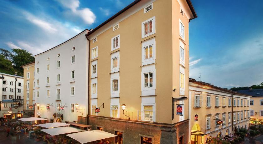 Star Inn Hotel Salzburg Gablerbräu in Salzburg