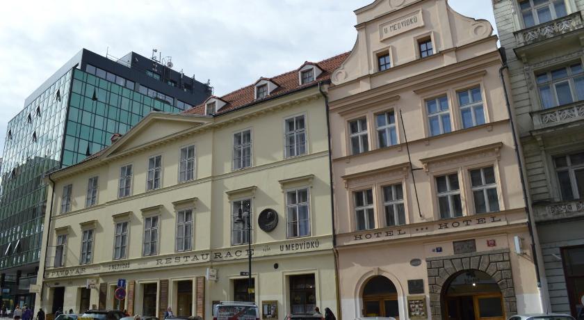 U Medvidku-Brewery Hotel (Prag)