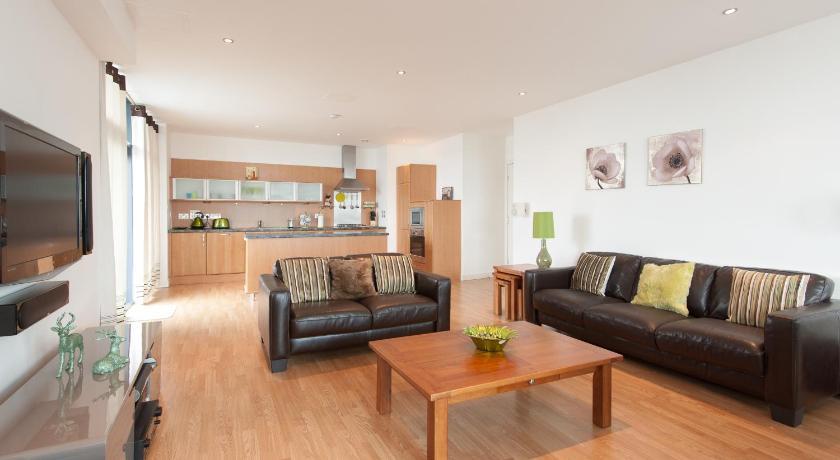 Glasgow City by Reserve Apartments (Glasgow)