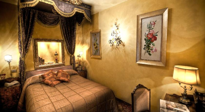 Image gallery hotel campo de fiori for Best boutique hotels rome