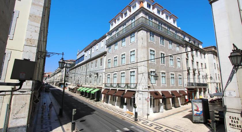 Prata boutique hotel lisbon portugal for Boutique hotels lisbon