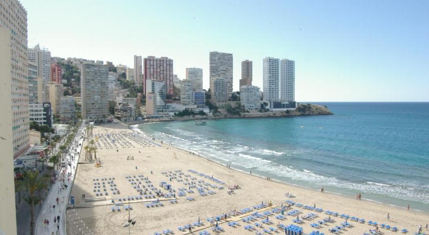 Beachfront  Star Hotels In Benidorm