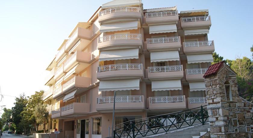 Neon Studios, Hotel, Filellinon 8, Loutra Edipsou, 34300, Greece