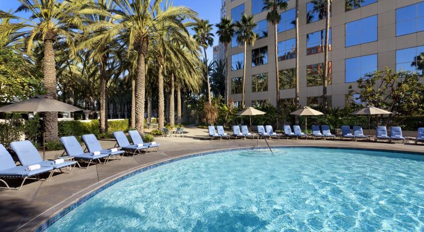 Hotel Hyatt Disneyland Anaheim Ca