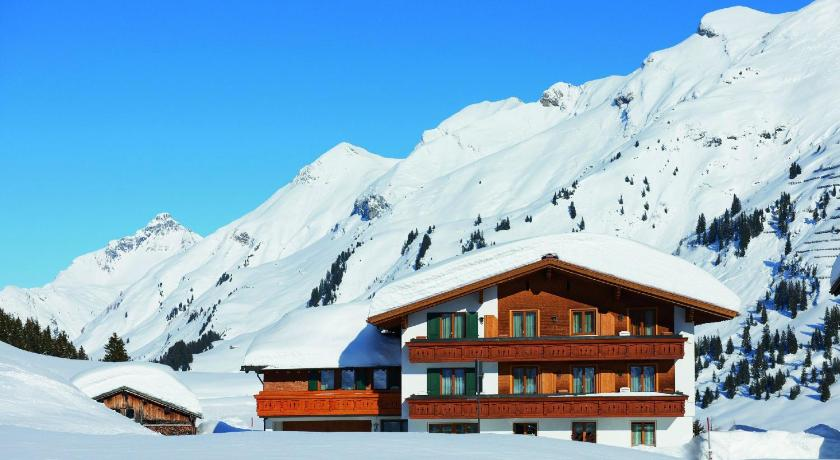 Bergland Appartement in Lech am Arlberg
