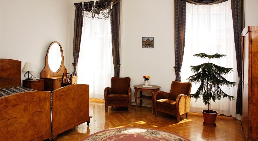 Petit hôtel charmant à Budapest : Le Inn Side Hotel Kalvin House.