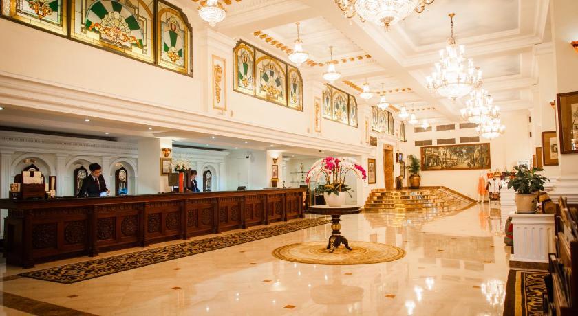 ベトナム,ホーチミン,ホテル マジェスティック サイゴン(Hotel Majestic Saigon)