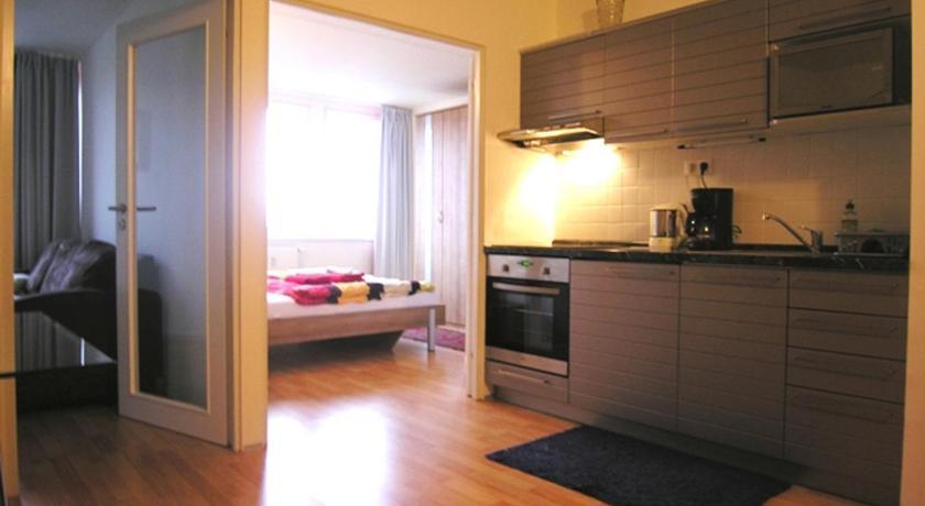 Modern Sunny Apartment (Prag)