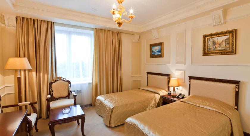 ロシア,ウラジオストク,ヴィラ アルテ ホテル(Villa Arte Hotel)