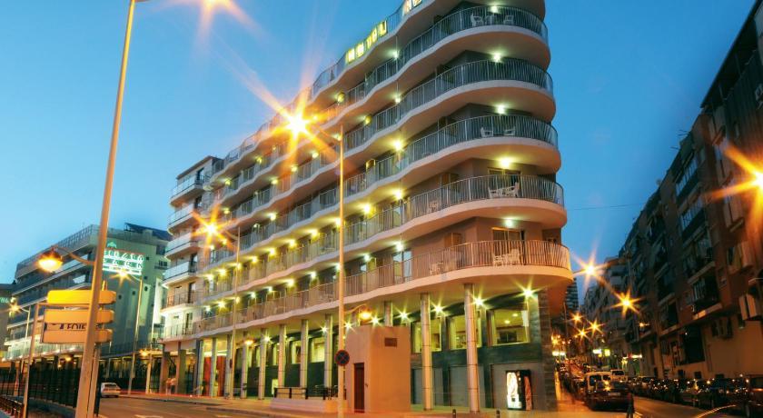 Hotel rambla benidorm espa a - Hotel asiatico benidorm ...