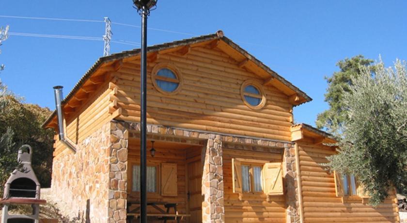Casas rurales en cazorla - Casas rurales madera ...