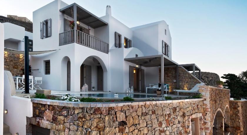 Апартаменты в остров Пиргос на побережье