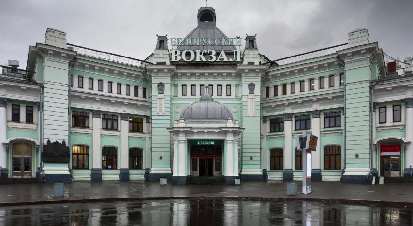 Hostel at Belorussky (Moskau)