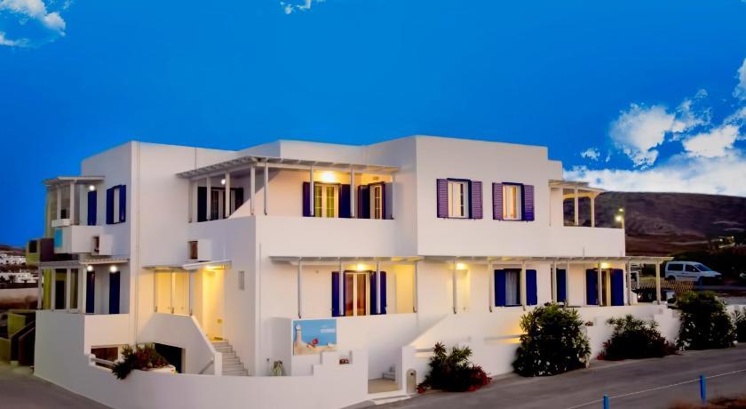 Villa Sosanna, Villa, Apollonia, Pollonia, Milos Island, 84800, Greece