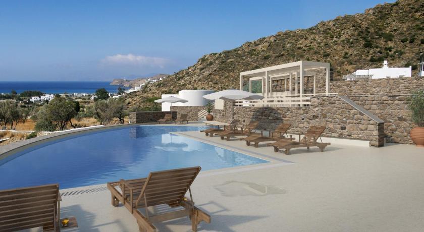 Ostria Village, Hotel, Milopotas, Ios, 84001, Greece
