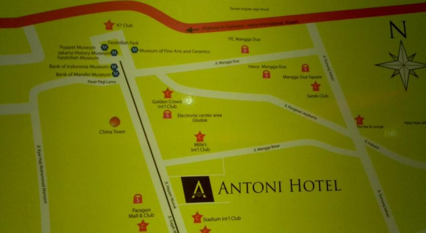 Policies Of Antoni Hotel