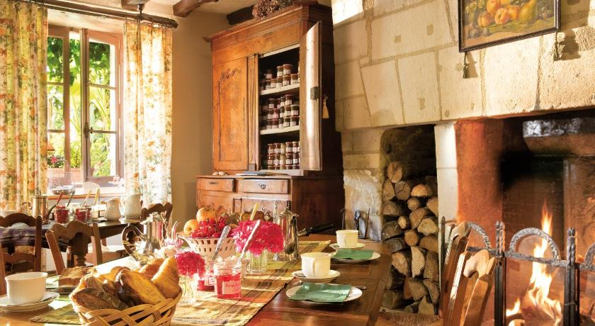 Chinon France Hotels h Tel Diderot Chinon France