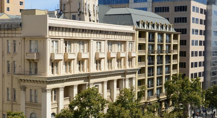 Hotel ibis styles adelaide grosvenor australia for 108 north terrace adelaide