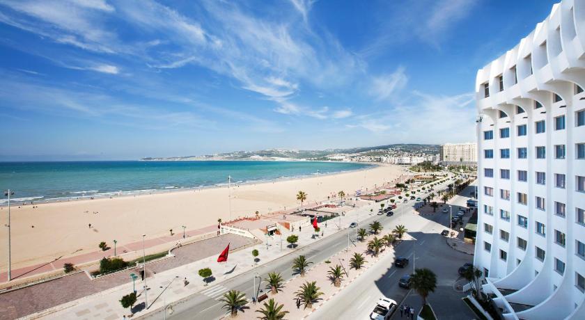 モロッコ,タンジェ,ソラズール ビジネス & スパ(Solazur Business & Spa)