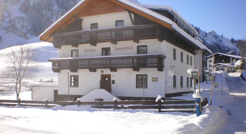 Gästehaus Zugspitzblick (Berwang)