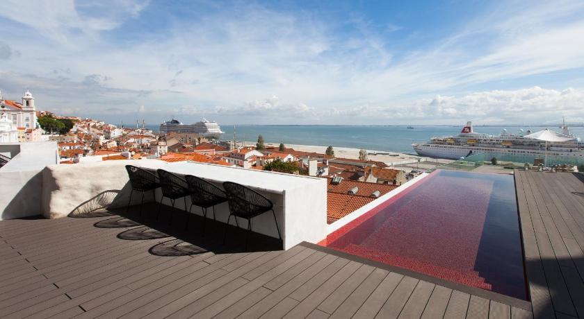 Memmo alfama design hotels portugal lisbonne for Design hotel lisbonne