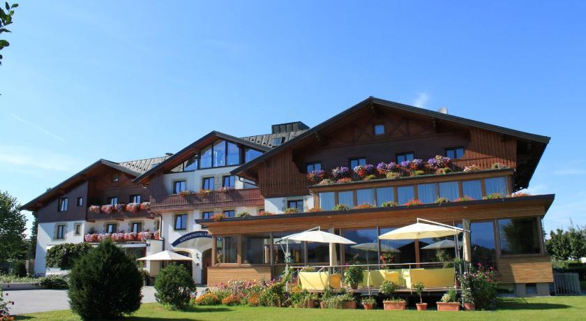 Airporthotel Salzburg - Hotel am Salzburg Airport in Salzburg