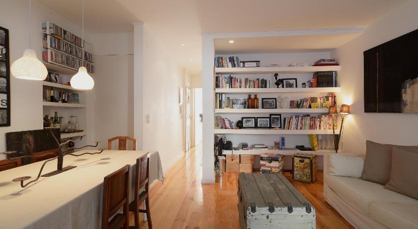 Feels Like Home - Santos Apartments (Lissabon)