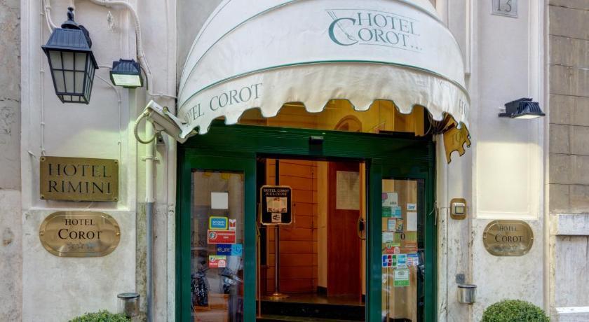 Hotel Corot in Rom