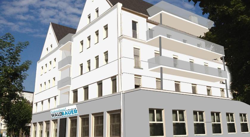 Frühstückshotel Waldbauer (Bad Schallerbach)
