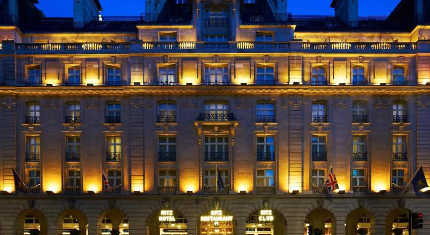 London Escorts Near The Ritz London