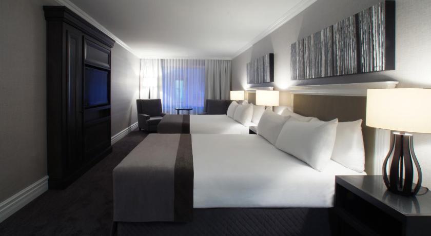 カナダ,ケベックシティ,ホテル マノワール ヴィクトリア(Hotel Manoir Victoria)