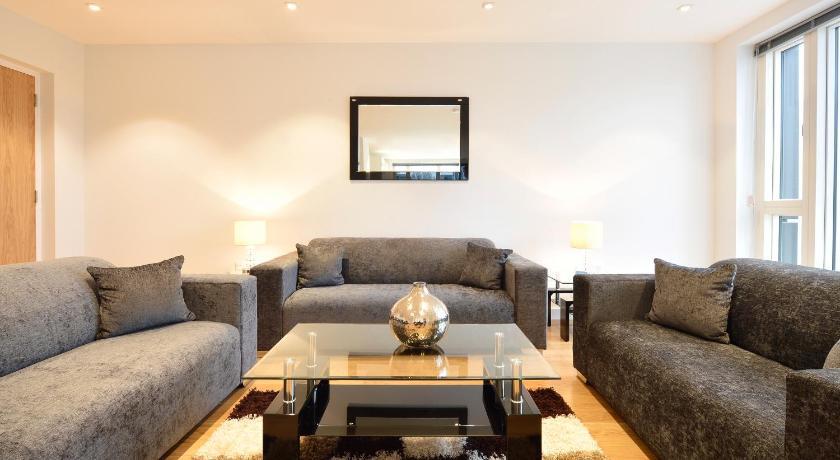 City Marque Spitalfields Serviced Apartments (London)