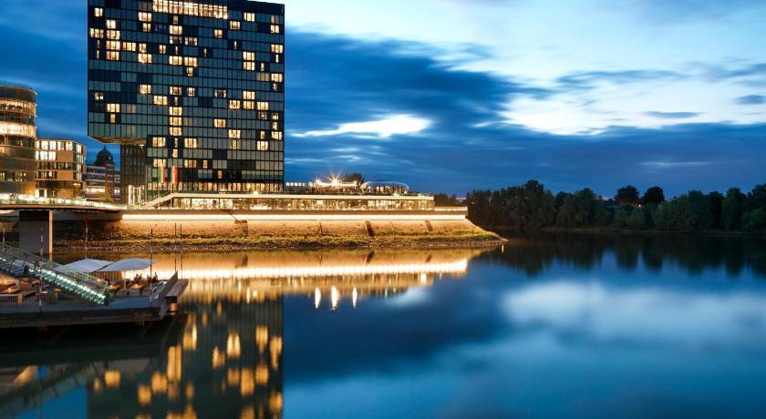 ドイツ,デュッセルドルフ,ハイアット リージェンシー デュッセルドルフ(Hyatt Regency Düsseldorf)