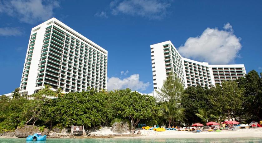 グアム,タモン,グアム リーフ & オリーブ スパ リゾート(Guam Reef & Olive Spa Resort)