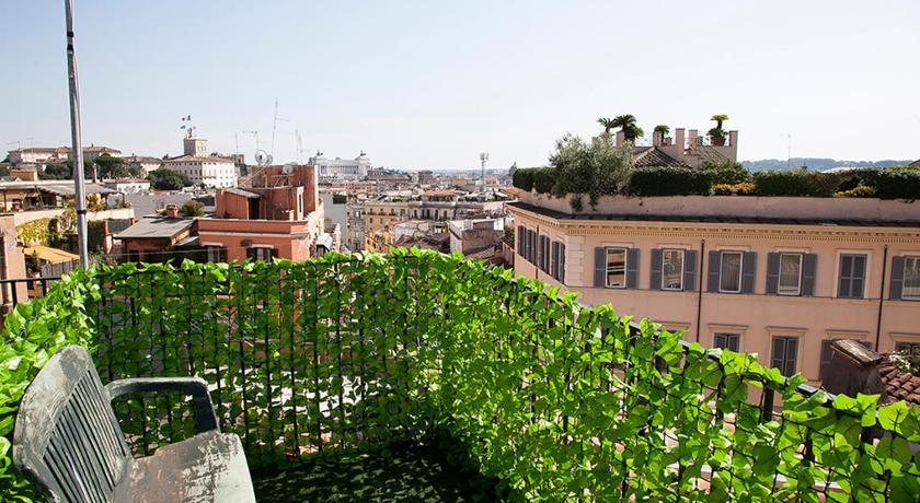 Experience Roma Terrace - Spagna District (Rom)