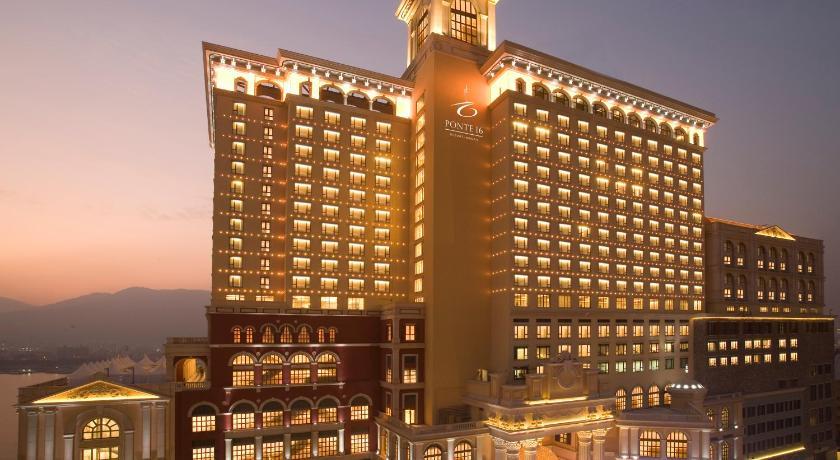マカオ,マカオ・センター,ソフィテル マカオ アット ポンテ 16(Sofitel Macau At Ponte 16)