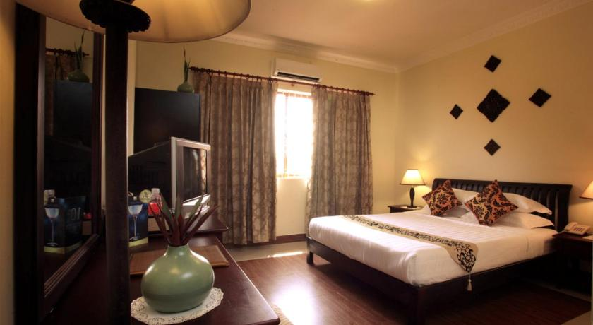 Phnom Penh Hotel ist Girl Friendly. Guest Friendly - no Joiner Fee