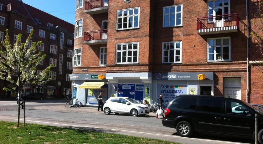 Urban Bed & Breakfast in Kopenhagen