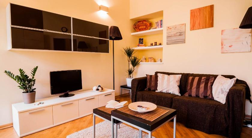 Apartmány Zlatý Andl (Prag)