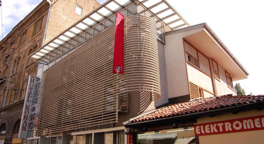 Garni hotel konak sarajevo bosnia herzegovina for Divan zenica