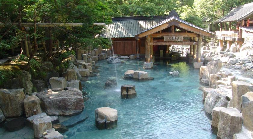 Five select ryokan and hotels in the onsen heaven of gunma for Ryokan giappone