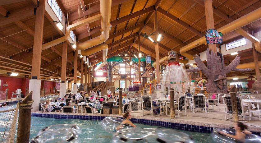 Glacier Canyon Resort Wisconsin Dells Wi Booking Com