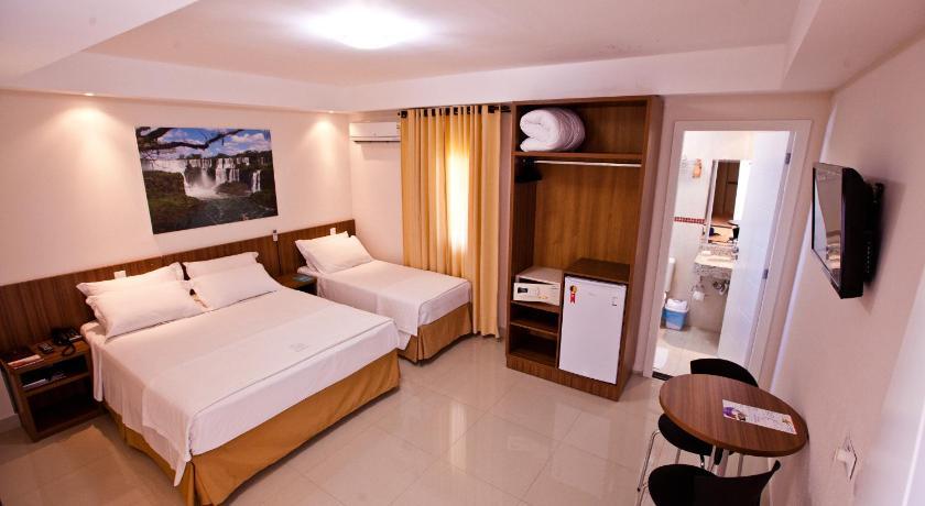 Onde ficar em Foz do Iguaçu: Del Rey Hotel (Foto: Booking)