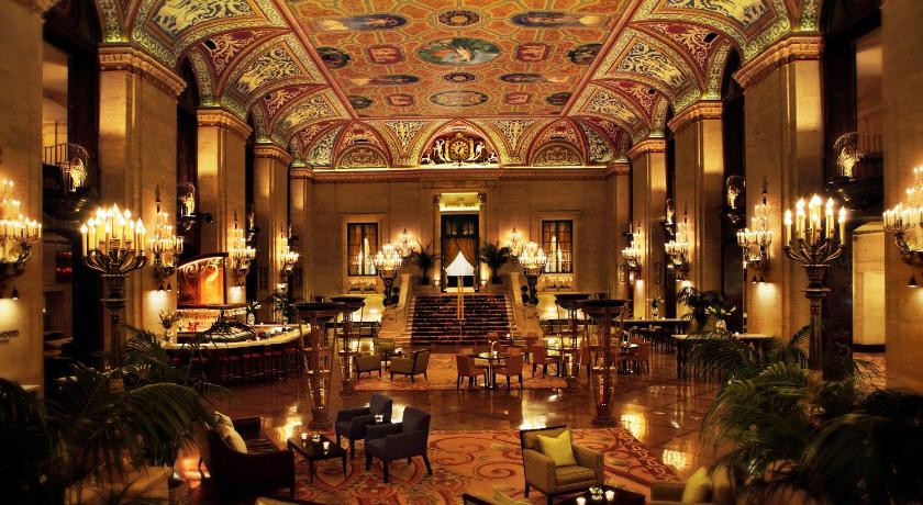 The Palmer House Hilton (Chicago)