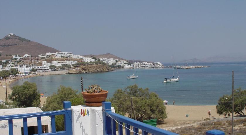 Ragoussis House, Hotel, Logaras beach, Paros, 84400, Greece