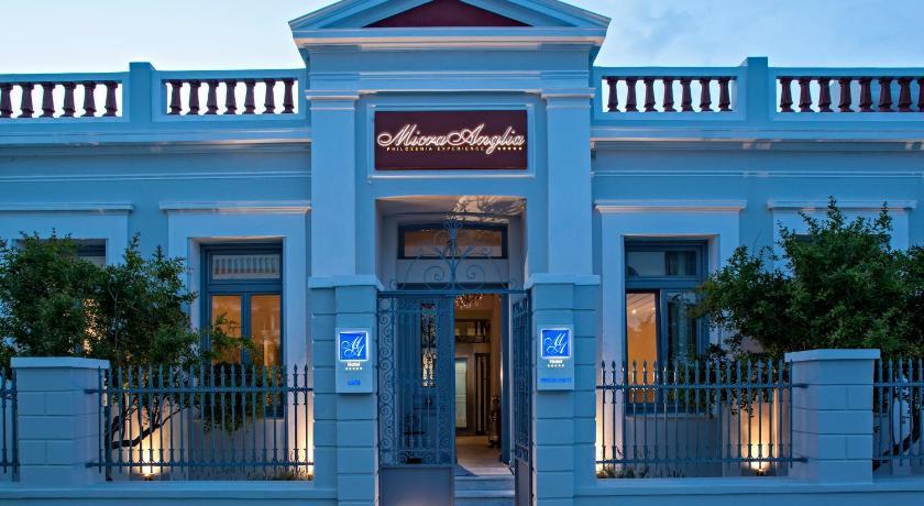 Micra Anglia, Hotel, 13, M.J. Goulandris Str, Andros, 84500, Greece