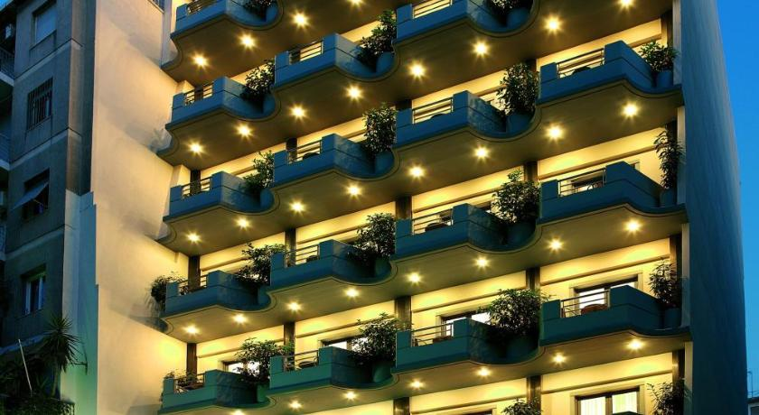 Centrotel Hotel (Athen)