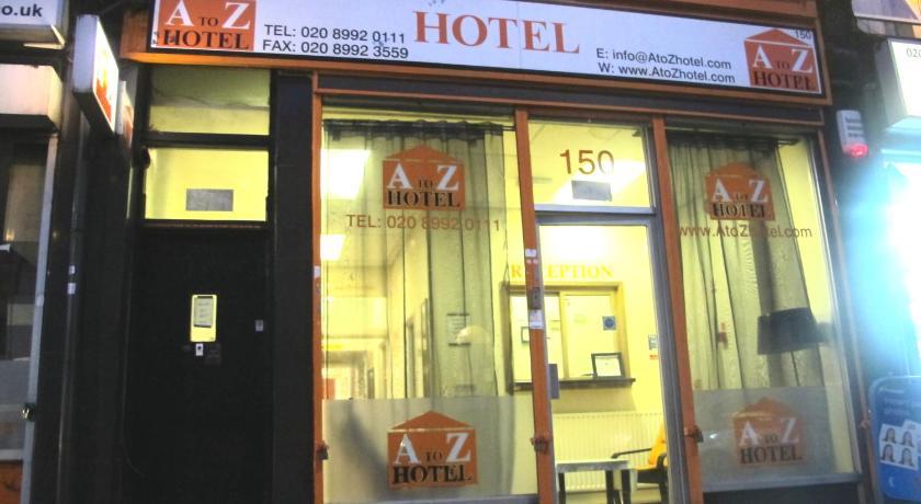 London Escorts Near A To Z Hotel