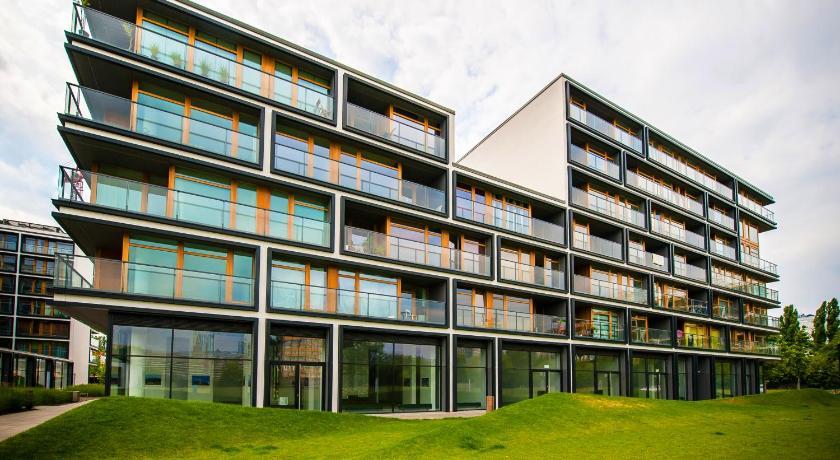 Exclusive Apartments - Wola Residence (Warschau)