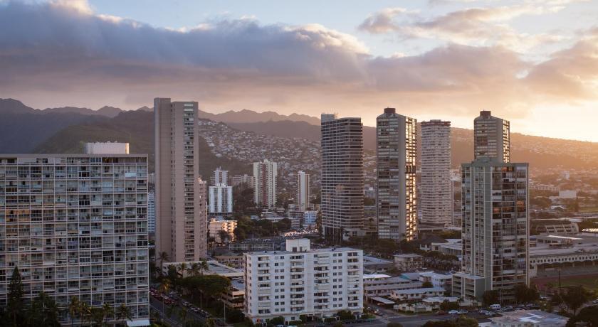 ハワイ,オアフ島ホノルル,ロイヤル ガーデン アット ワイキキ(Royal Garden at Waikiki)